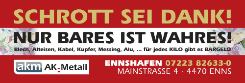 ak-metall-nur bares ist wahres